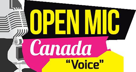 Open Mic Canada - 2018